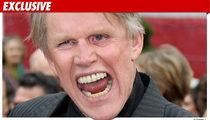 Gary Busey -- Drama on Horror Movie Set