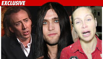 Nic Cage to Baby Mama:  Lay Off Weston!!!