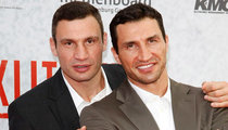Klitschko vs. Klitschko: Who'd You Rather?