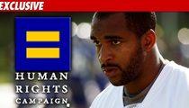 Gay Rights Org. Calls Malarkey on 'Anarchy' Claim