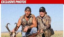 WWE Legend Shawn Michaels -- Animal-Killing Machine