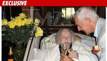 Zsa Zsa Gabor -- Poppin' Bottles for Ahole's Bday
