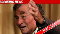 'Columbo' Star Peter Falk Dies