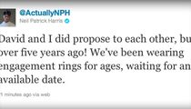 Neil Patrick Harris on Gay Marriage: Ready and Waiting