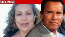 Arnold's Baby Mama Mum on Divorce