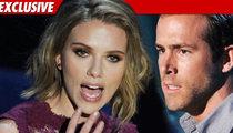 Scarlett Johansson, Ryan Reynolds -- Divorce Final