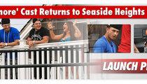 Vinny Leaves 'Jersey Shore' House -- FOR GOOD