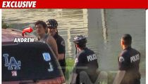 Andrew Keegan -- Tasered and Cuffed by Cops