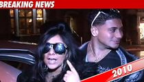 Snooki's Ex-BF: MTV's Turning Her into an Alcoholic!