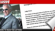 Dodgers Bankruptcy -- Calling All Pissed-Off Fans!