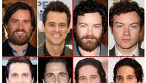 Celebrity Scruff vs. Smooth -- Vote!