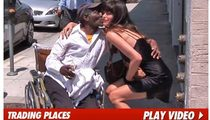 'Boardwalk' Star -- So Hot, Homeless People Pay HER