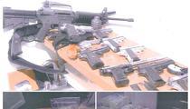 Whitey Bulger -- PICS of Mobster's HIDDEN Arsenal