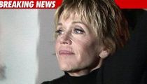 Jane Fonda -- QVC Axed Me Over Possible Protests