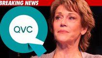 QVC Responds to Fonda Cancellation, Ignores Issue