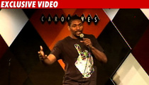 Ron Artest's Comedy Act -- Hugs, Drugs and Hecklers