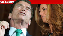 Arnold and Maria -- United Front Over Injured Son