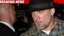 Jesse James Awarded Sole Custody of Daughter
