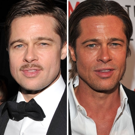 Moustache poll better with or with out vote smooth or hair