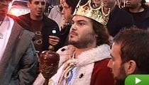 King Jack Rules Hollywood
