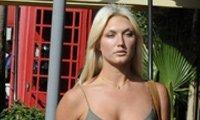 Brooke Hogan Goes Commando