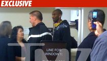 Kobe Bryant in Court -- This Time It's Consensual