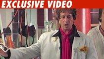 Pauly Shore's Ballistic On-Set Tirade -- Unreal!