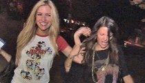 Kristin Cavallari -- When Drunk Friends Attack...