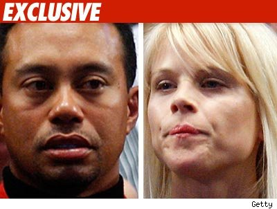 Tiger woods and wife picture, dick slip at the gym