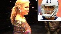 Jessica Simpson -- Tony's Teammate's a 'Hottie'