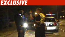 Nas DUI Arrest -- The Woozy Dashcam Footage