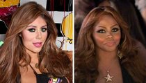 Aubrey O'Day Looks a Lil' Different
