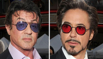 Rambo vs. Iron Man: Who'd You Rather?