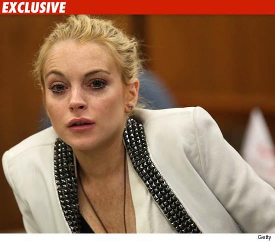 Lindsay Lohan -- Bound for Jail