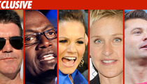 'Idol' Contestants -- No Shtupping the Judges