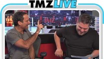 TMZ Live: LiLo, John Travolta's Baby & MJ's Tomb