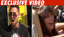 The Situation: Gym, Tan, Love Hewitt