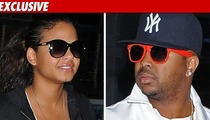 Christina Milian to The-Dream -- You Screwed Me!