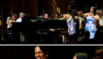 Condoleezza & Aretha Make Beautiful Music Together