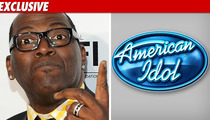 Randy Jackson -- Nearly an 'American Idol' Casualty