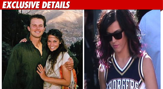 Katy's High School Target -- My Chick's Hotter | TMZ.com Katy Perry High School Boyfriend