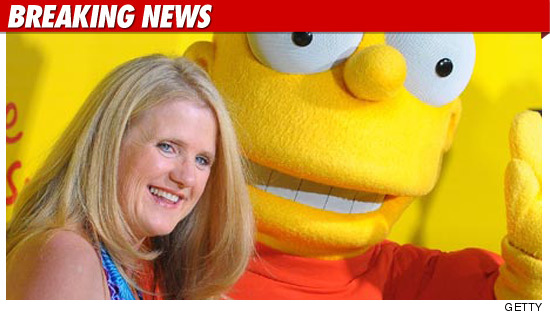 Bart Simpson Actress Sued Over Fiances Debt
