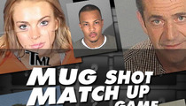 TMZ's Mug Shot Match Game!