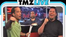 TMZ Live: Gibson, Lohan, Allred, and Whitman