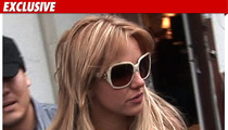 Britney Spears -- Millions of $$$ on the Move