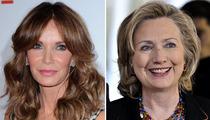 63 Similarities Between Jaclyn Smith & Hillary Clinton