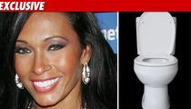 Deion Sanders' Wife -- Don't Pee In My 13 Toilets!