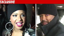 Christina Milian & The Dream Strike Settlement
