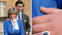 Princess Diana's Ring -- Now In Kate's Hands