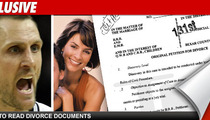 Brent Barry's Divorce Docs: Insight On Eva's Divorce?